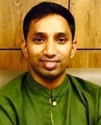 Anu Prathap Mylamparambil Udayan Headshot