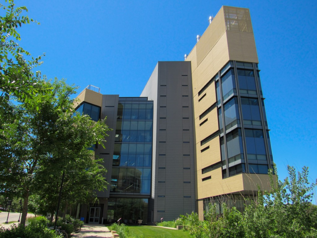Photo of the Wisconsin Energy Institute