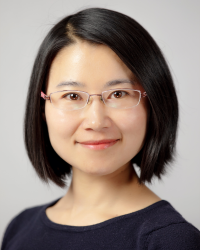 Hui Wang headshot